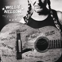 Cover Willie Nelson - The Great Divide