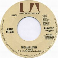 Cover Willie Nelson - The Last Letter