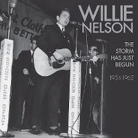 Cover Willie Nelson - The Storm Has Just Begun 1954-1965