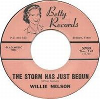 Cover Willie Nelson - The Storm Has Just Begun