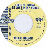Cover Willie Nelson - There's Gonna Be Love In My House