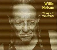 Cover Willie Nelson - Things To Remember