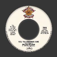 Cover Willie Nelson - Will You Remember Mine