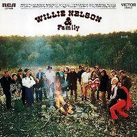Cover Willie Nelson - Willie Nelson & Family