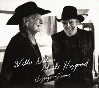 Cover Willie Nelson / Merle Haggard - Django And Jimmie
