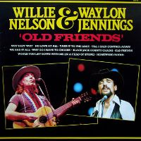 Cover Willie Nelson & Waylon Jennings - Old Friends