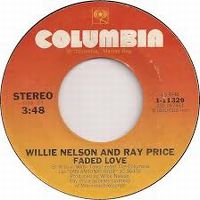 Cover Willie Nelson with Ray Price - Faded Love