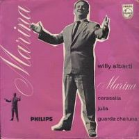 Cover Willy Alberti - Marina