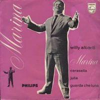 Cover Willy Alberti - Marina