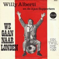 Cover Willy Alberti - We gaan naar Londen