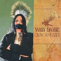 Cover Willy DeVille - Crow Jane Alley