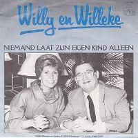 Cover Willy en Willeke - Niemand laat zijn eigen kind alleen