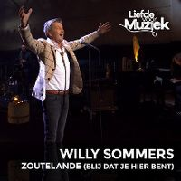 Cover Willy Sommers - Zoutelande (Blij dat je hier bent)
