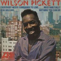 Cover Wilson Pickett - Everybody Needs Somebody To Love