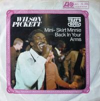 Cover Wilson Pickett - Mini-Skirt Minnie