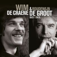 Cover Wim De Craene & Boudewijn de Groot - Back To Back