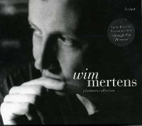 Cover Wim Mertens - Platinum Collection