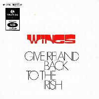 Cover Wings - Give Ireland Back To The Irish