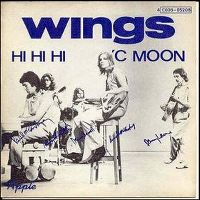 Cover Wings - Hi Hi Hi