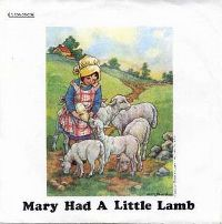 Cover Wings - Mary Had A Little Lamb