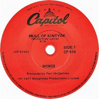 Cover Wings - Mull Of Kintyre