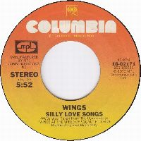 Cover Wings - Silly Love Songs