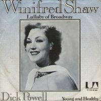 Cover Winifred Shaw - Lullaby Of Broadway