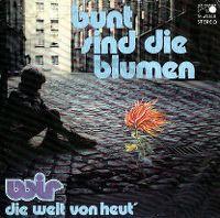 Cover Wir - Bunt sind die Blumen