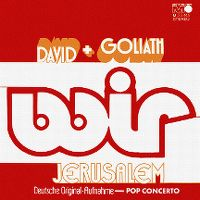 Cover Wir - David + Goliath