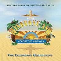 Cover Wishbone Ash - Across The Airwaves - The Legendary Broadcasts