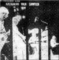 Cover Wishbone Ash - Australian Tour Sampler