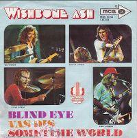 Cover Wishbone Ash - Blind Eye