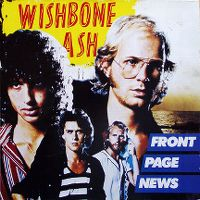 Cover Wishbone Ash - Front Page News