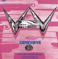 Cover Wishbone Ash - Genevieve