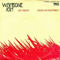 Cover Wishbone Ash - Get Ready