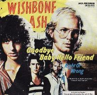 Cover Wishbone Ash - Goodbye Baby Hello Friend