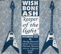 Cover Wishbone Ash - Keeper Of The Light