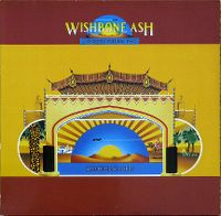 Cover Wishbone Ash - Live Dates Volume Two - Additional Tapes