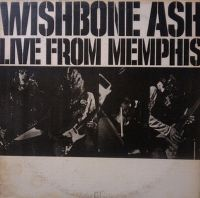 Cover Wishbone Ash - Live From Memphis