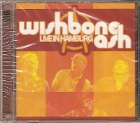 Cover Wishbone Ash - Live In Hamburg