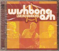 Cover Wishbone Ash - Live In Hamburg
