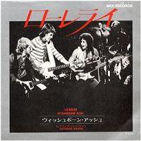 Cover Wishbone Ash - Lorelei