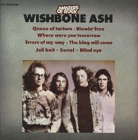 Cover Wishbone Ash - Masters Of Rock