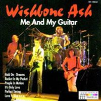 Cover Wishbone Ash - Me And My Guitar
