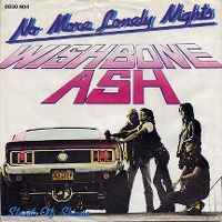 Cover Wishbone Ash - No More Lonely Nights