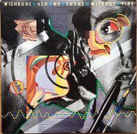 Cover Wishbone Ash - No Smoke Without Fire
