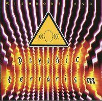 Cover Wishbone Ash - Psychic Terrorism
