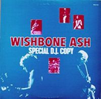Cover Wishbone Ash - Special D.J. Copy