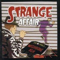 Cover Wishbone Ash - Strange Affair