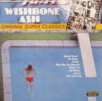 Cover Wishbone Ash - That's Wishbone Ash